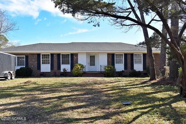 109 S Crestwood Road, Wilmington, NC 28405 (MLS #100256198) :: David Cummings Real Estate Team
