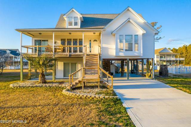 108 Live Oak Road, Newport, NC 28570 (MLS #100256228) :: Frost Real Estate Team