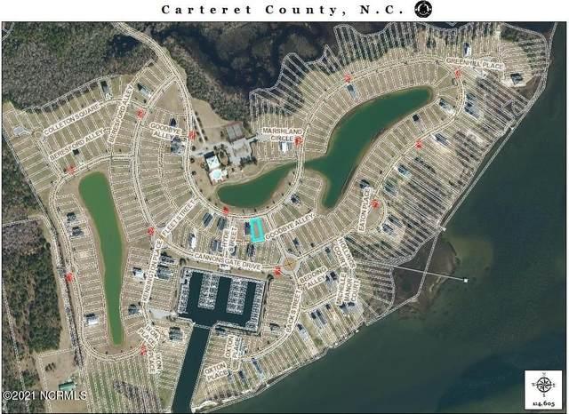 536 Cannonsgate Drive, Newport, NC 28570 (MLS #100256234) :: CENTURY 21 Sweyer & Associates