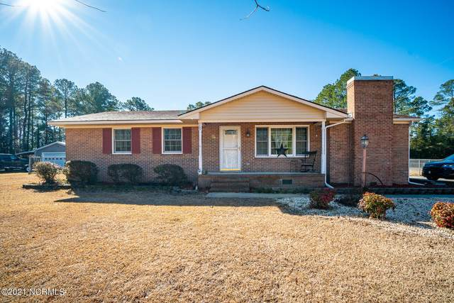 509 Crump Farm Road, New Bern, NC 28562 (MLS #100256235) :: Donna & Team New Bern