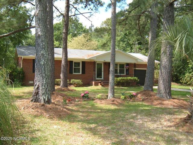 125 Cherokee Trail, Wilmington, NC 28409 (MLS #100256237) :: Stancill Realty Group