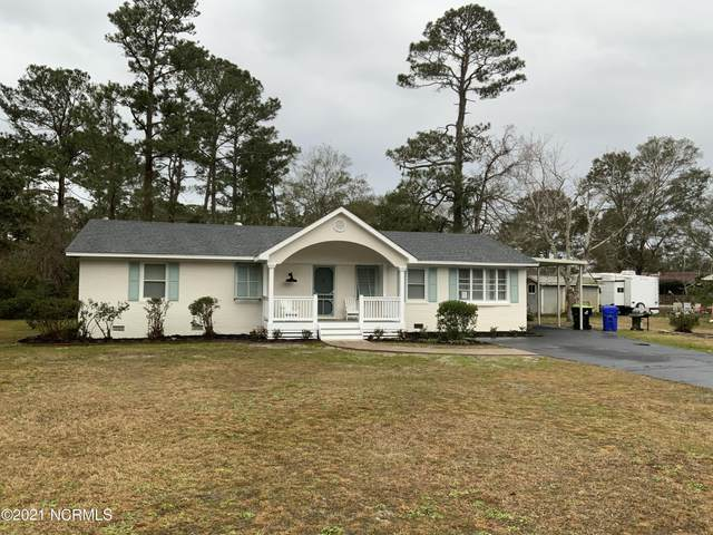 611 N Fodale Avenue, Southport, NC 28461 (MLS #100256248) :: The Rising Tide Team