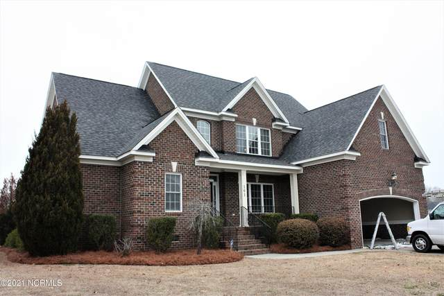 161 Blackwater Drive, Winterville, NC 28590 (MLS #100256367) :: Vance Young and Associates