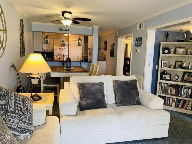 1904 E Fort Macon Road #391, Atlantic Beach, NC 28512 (MLS #100256401) :: Carolina Elite Properties LHR