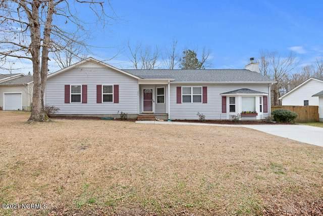 302 Eider Loop, Jacksonville, NC 28540 (MLS #100256489) :: Berkshire Hathaway HomeServices Hometown, REALTORS®