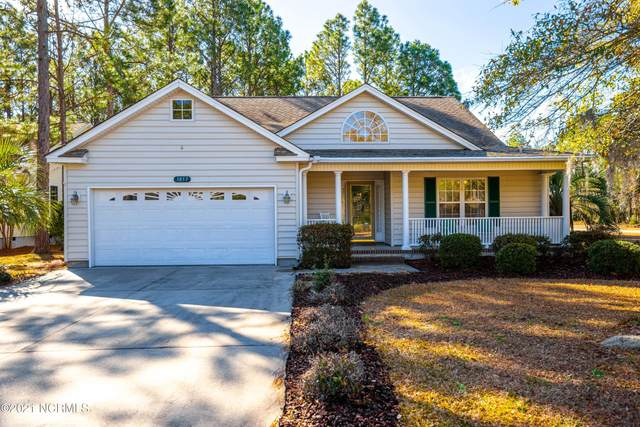3857 Waterlilly Lane SE, Southport, NC 28461 (MLS #100256497) :: David Cummings Real Estate Team