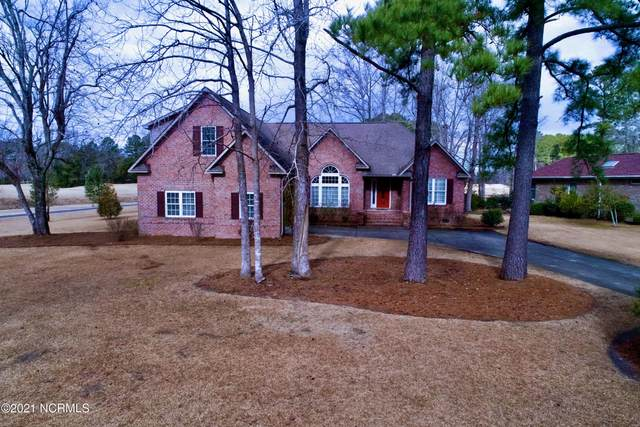 6000 Clubhouse Drive, New Bern, NC 28562 (MLS #100256511) :: The Keith Beatty Team