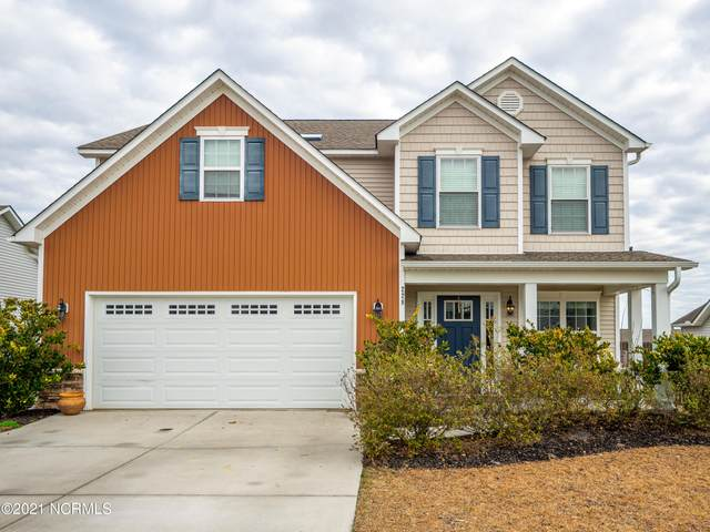 228 Belvedere Drive, Holly Ridge, NC 28445 (MLS #100256554) :: Vance Young and Associates
