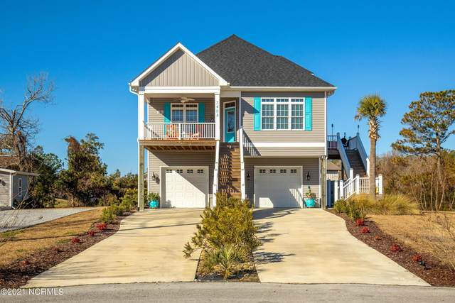 7408 Canal Court, Emerald Isle, NC 28594 (MLS #100256559) :: Barefoot-Chandler & Associates LLC