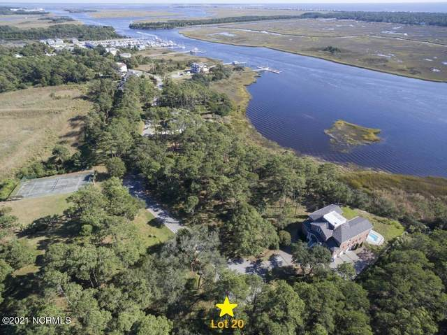 4002 Barnes Bluff Drive SE, Southport, NC 28461 (MLS #100256584) :: The Keith Beatty Team