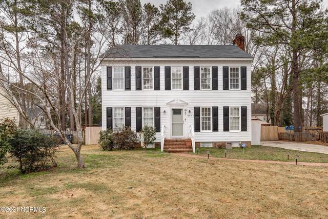 4012 Benjamin Court, Rocky Mount, NC 27803 (MLS #100256609) :: Stancill Realty Group