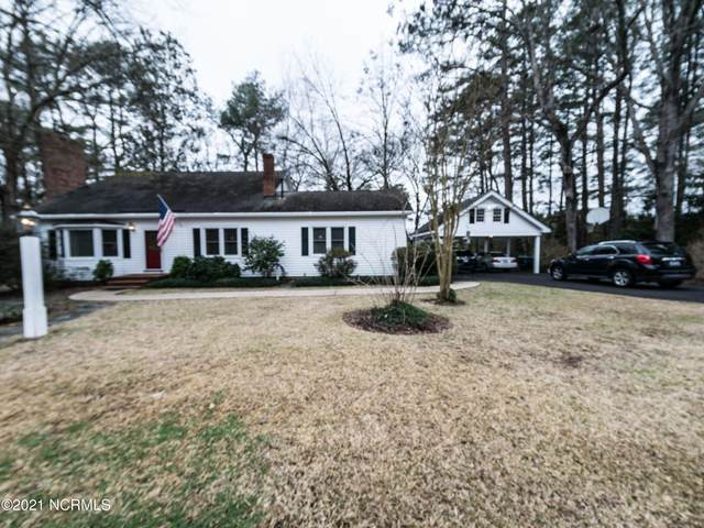 309 Oak Drive, Washington, NC 27889 (MLS #100256623) :: CENTURY 21 Sweyer & Associates