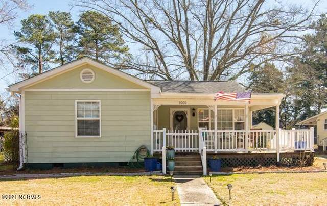 1006 Tatum Drive, New Bern, NC 28560 (MLS #100256657) :: David Cummings Real Estate Team