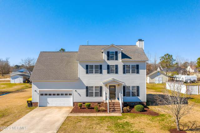 1322 Pine Needle Place, Greenville, NC 27858 (MLS #100256685) :: Vance Young and Associates