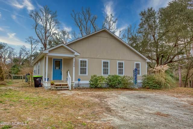 230 Pages Creek Drive, Wilmington, NC 28411 (MLS #100256687) :: Carolina Elite Properties LHR