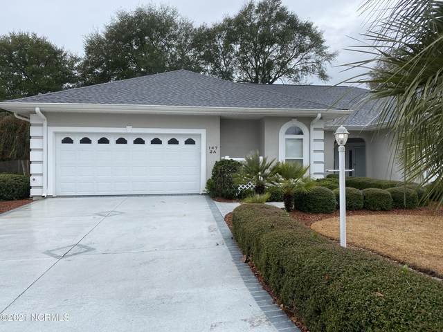 147 Crooked Gulley Circle Apt 2A, Sunset Beach, NC 28468 (MLS #100256761) :: The Legacy Team