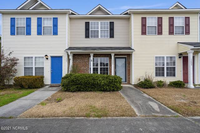 1203 Timberlake Trail, Jacksonville, NC 28546 (MLS #100256769) :: Stancill Realty Group