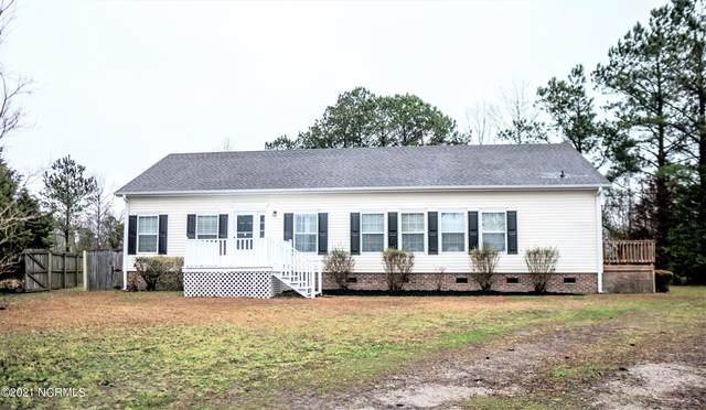 208 Mustang Court, Maysville, NC 28555 (MLS #100256773) :: Barefoot-Chandler & Associates LLC