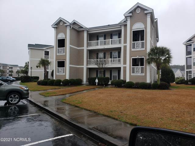 873 Great Egret Circle SW 56A, Sunset Beach, NC 28468 (MLS #100256783) :: The Legacy Team
