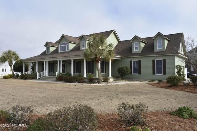 115 Lookout Ridge, Cedar Point, NC 28584 (MLS #100256897) :: Barefoot-Chandler & Associates LLC