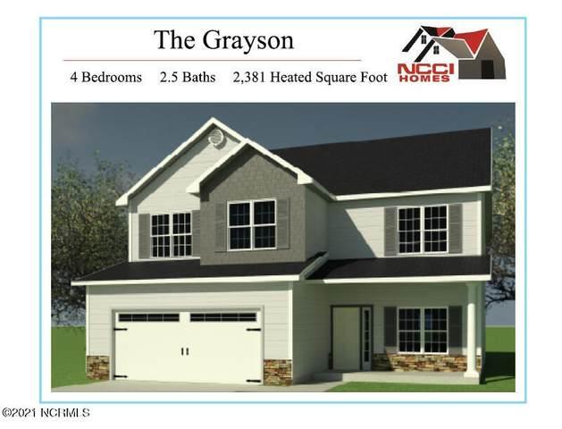514 Flip Flop Lane, Grimesland, NC 27837 (MLS #100256898) :: Lynda Haraway Group Real Estate
