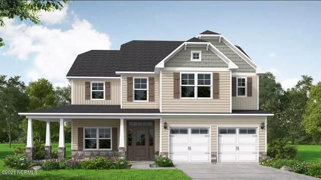 190 Turner Run Drive, Greenville, NC 27858 (MLS #100256899) :: Berkshire Hathaway HomeServices Hometown, REALTORS®