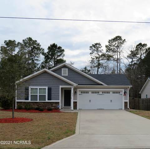 425 Ridgeway Drive, Sneads Ferry, NC 28460 (MLS #100256916) :: The Keith Beatty Team