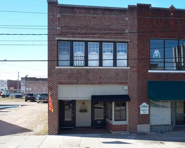 115 Barnes Street W, Wilson, NC 27893 (MLS #100256921) :: Stancill Realty Group