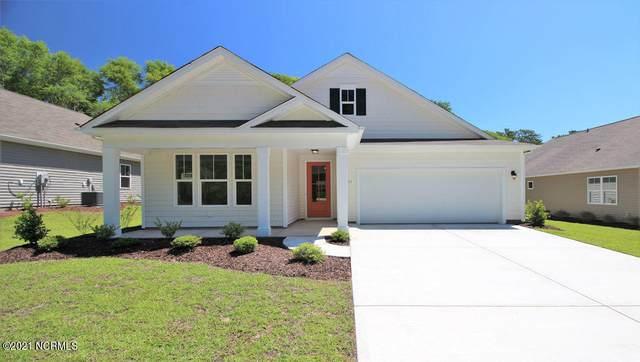 630 Silos Way Lot 1637 - Clif, Carolina Shores, NC 28467 (MLS #100256927) :: Courtney Carter Homes