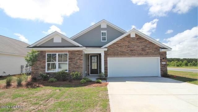 614 Silos Way Lot 1641 - Clif, Carolina Shores, NC 28467 (MLS #100256929) :: Stancill Realty Group