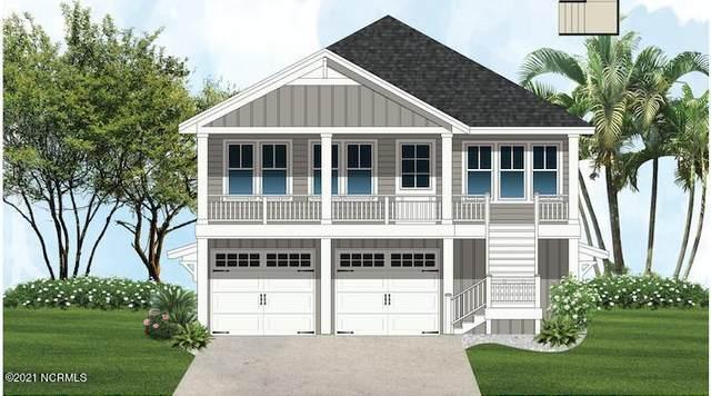 Lot 12 Goldsboro Avenue, Carolina Beach, NC 28428 (MLS #100256977) :: CENTURY 21 Sweyer & Associates