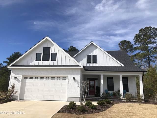 318 Summerhouse Drive, Holly Ridge, NC 28445 (MLS #100256981) :: Thirty 4 North Properties Group