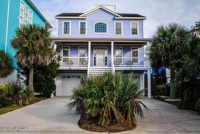 1217 Bowfin Lane, Carolina Beach, NC 28428 (MLS #100256986) :: Donna & Team New Bern