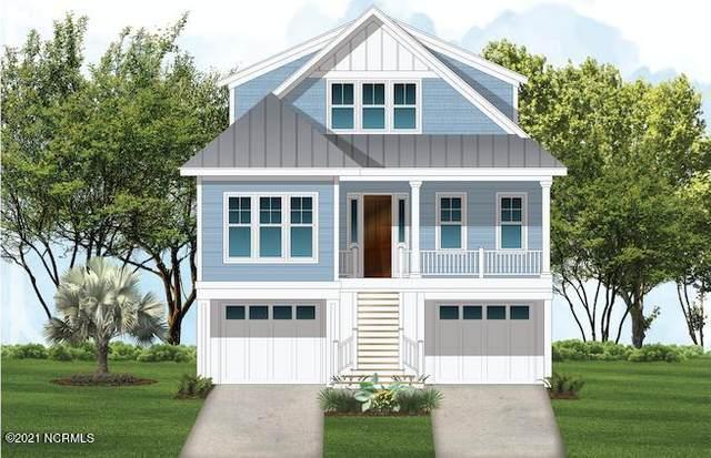 Lot 8 Goldsboro Avenue, Carolina Beach, NC 28428 (MLS #100256988) :: CENTURY 21 Sweyer & Associates
