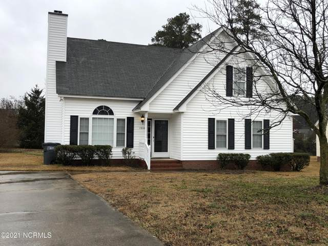 1600 Winterberry Drive, Rocky Mount, NC 27804 (MLS #100257003) :: RE/MAX Essential