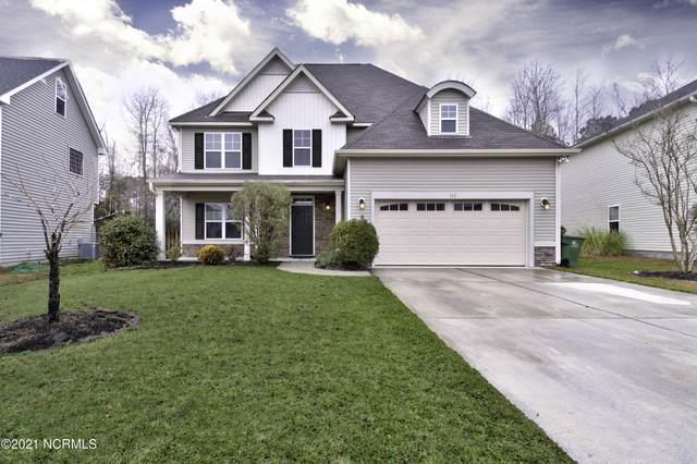 112 Long Pond Drive, Sneads Ferry, NC 28460 (MLS #100257009) :: Barefoot-Chandler & Associates LLC