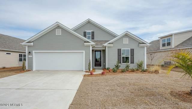 1377 Fence Post Lane Lot 1631 - Arli, Carolina Shores, NC 28467 (MLS #100257077) :: Stancill Realty Group