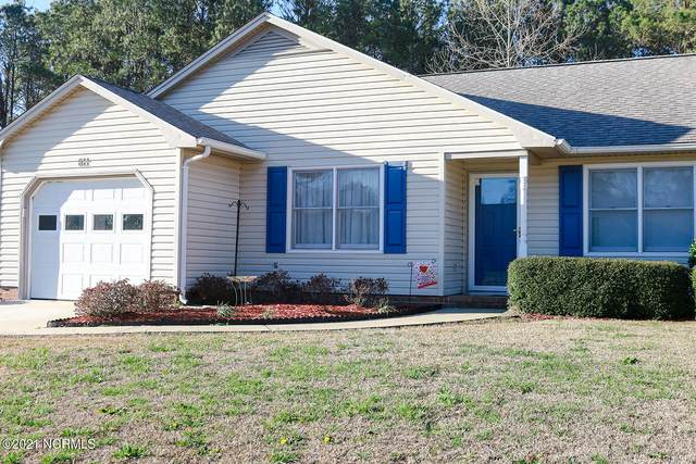 611 Crissy Drive, Jacksonville, NC 28540 (MLS #100257093) :: The Keith Beatty Team
