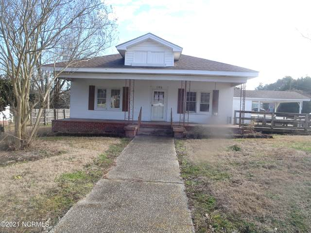 105 S 4th Street, Macclesfield, NC 27852 (MLS #100257101) :: Great Moves Realty