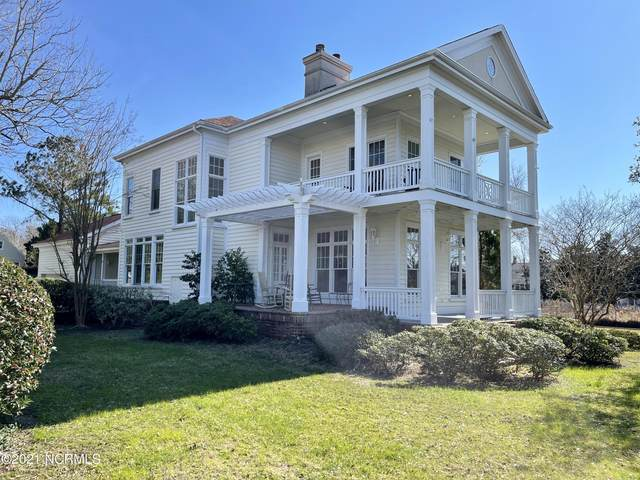 217 Moore Street, Beaufort, NC 28516 (MLS #100257113) :: The Tingen Team- Berkshire Hathaway HomeServices Prime Properties