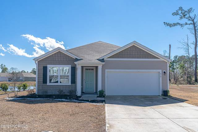 610 Granite Lane, Castle Hayne, NC 28429 (MLS #100257138) :: CENTURY 21 Sweyer & Associates