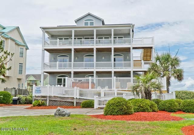 2112 Ocean Drive, Emerald Isle, NC 28594 (MLS #100257142) :: CENTURY 21 Sweyer & Associates