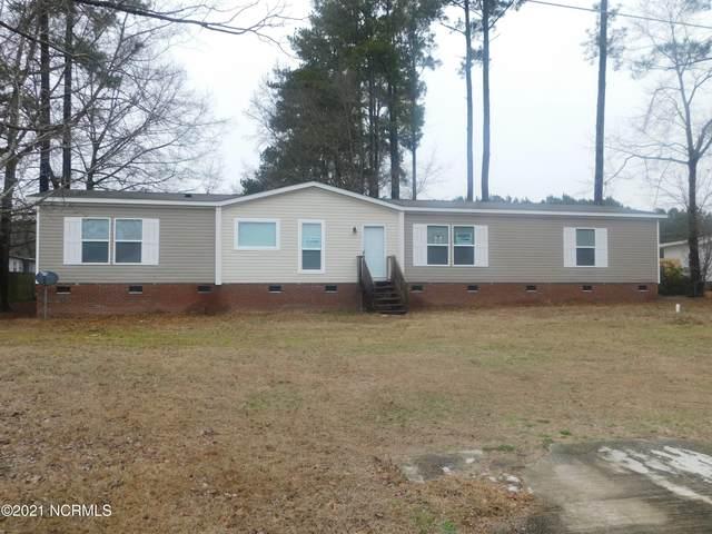 7981 Gibson Road, Gibson, NC 28343 (MLS #100257194) :: Lynda Haraway Group Real Estate