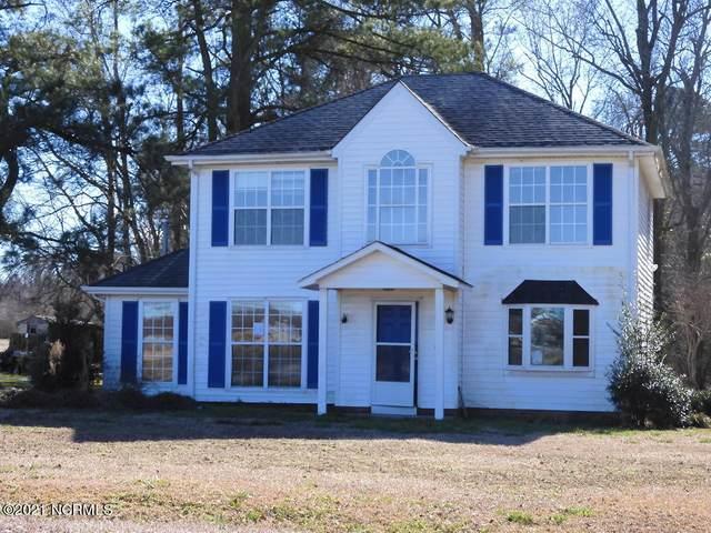 4319 Braxton Road, Grifton, NC 28530 (MLS #100257201) :: The Tingen Team- Berkshire Hathaway HomeServices Prime Properties