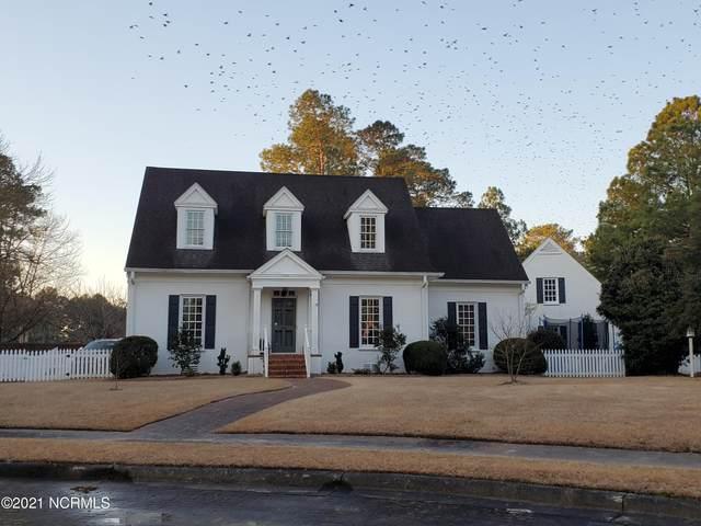 101 Foxcroft Lane, Clinton, NC 28328 (MLS #100257230) :: The Keith Beatty Team
