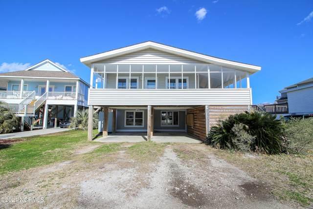 4016 E Dolphin Drive, Oak Island, NC 28465 (MLS #100257231) :: The Legacy Team