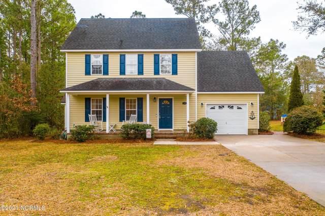 409 Star Hill Drive, Cape Carteret, NC 28584 (MLS #100257253) :: Courtney Carter Homes