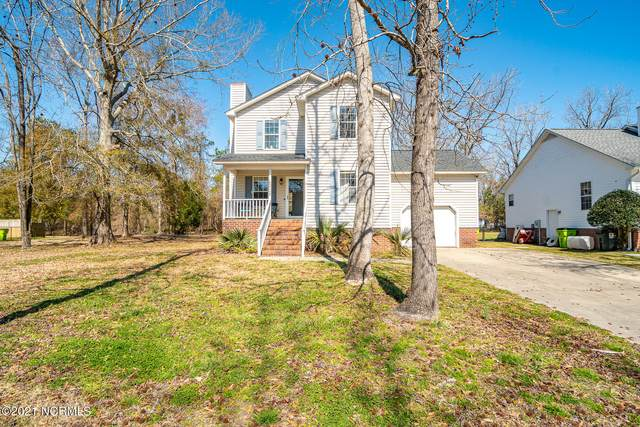 208 Trappers Trail, New Bern, NC 28560 (MLS #100257260) :: Castro Real Estate Team