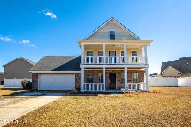 4145 Killarney Drive, Winterville, NC 28590 (MLS #100257267) :: Carolina Elite Properties LHR