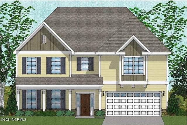 1213 Pandion Drive, Wilmington, NC 28411 (MLS #100257268) :: The Keith Beatty Team